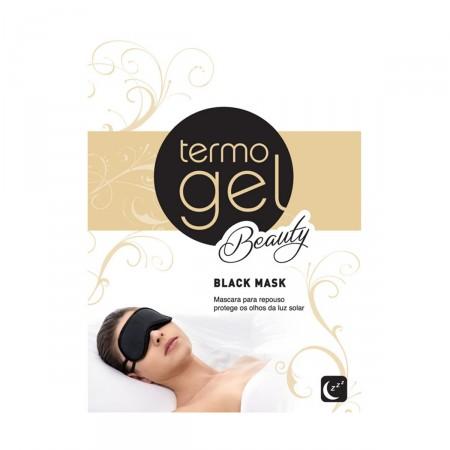 Máscara para Repouso Termogel Beauty Black Mask