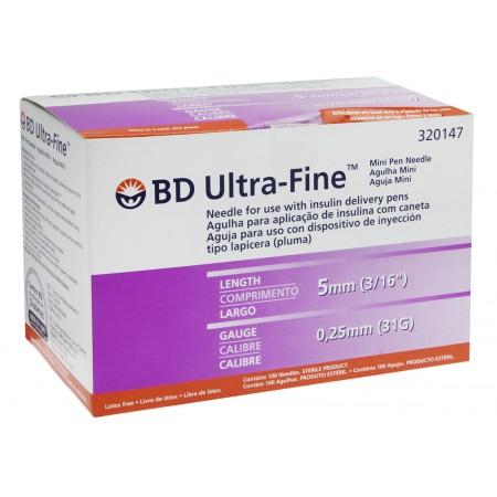 Agulha para Caneta Ultra-Fine 5mm