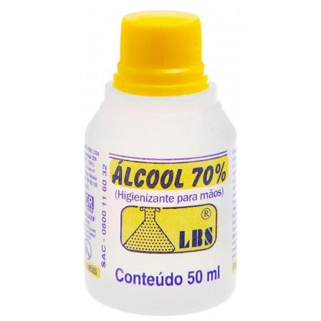 Álcool Etílico Hidratado 70%