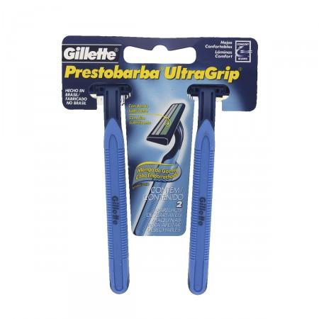 Aparelho para Barbear Descartável Gillette Prestobarba Ultragrip