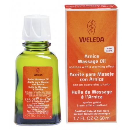 Óleo para Massagem com Arnica
