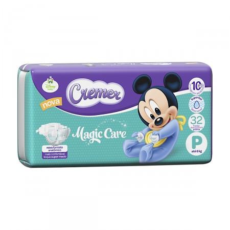 Fralda Magic Care Tamanho P