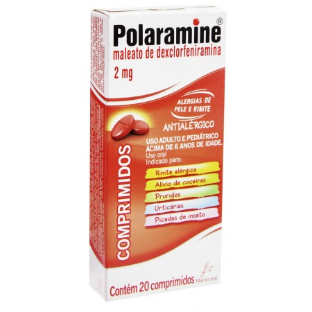 Polaramine 2mg