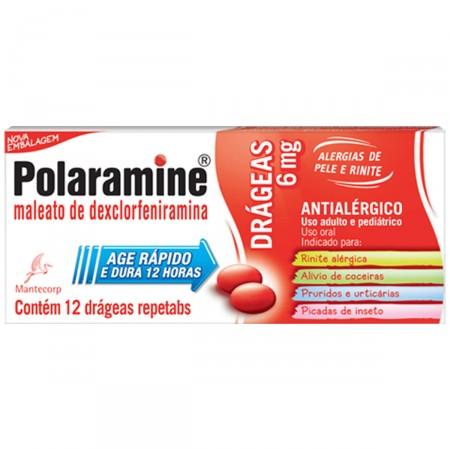Polaramine 6mg