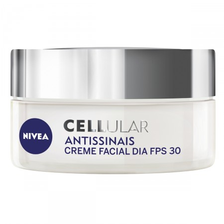 Creme Facial Dia Cellular Antissinais FPS30
