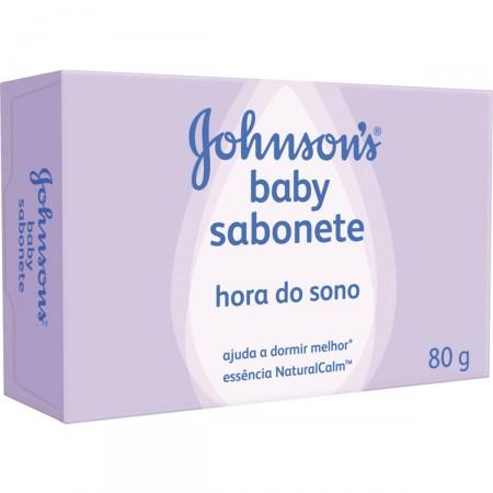 Sabonete Johnson's Baby Hora do Sono