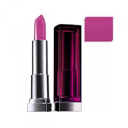 Batom Cremoso Maybelline Color Sensational Cor 107 Rosa Causar FPS15