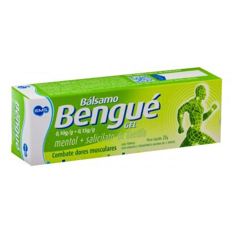 Bálsamo Bengué
