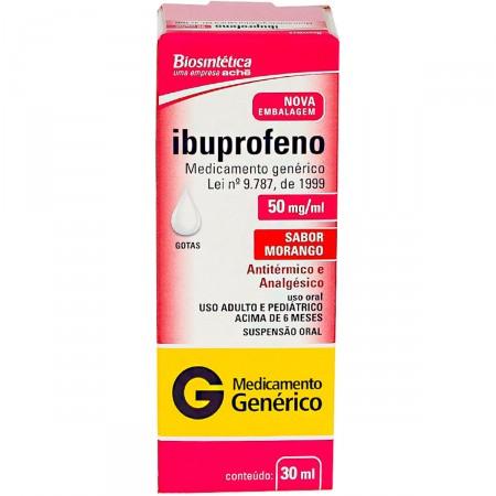 Ibuprofeno 50mg