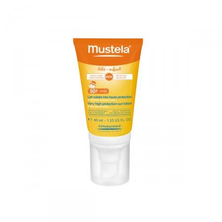 Protetor Solar Mustela Infantil FPS50