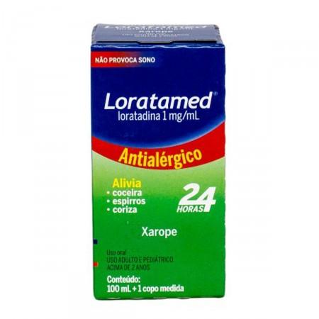 Loratamed 1mg