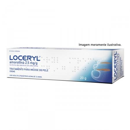 Loceryl 0,25 %