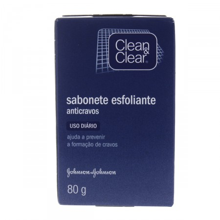 Sabonete Esfoliante Anti-Cravos