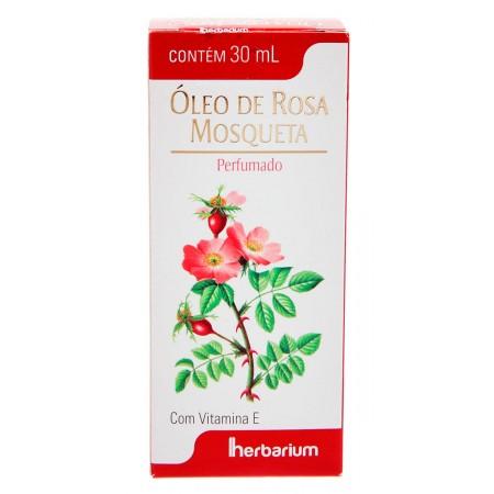 Óleo de Rosa Mosqueta Perfumado