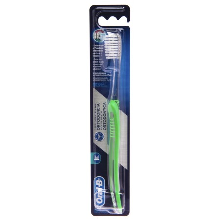 Escova Dental Oral B Ortodôntica