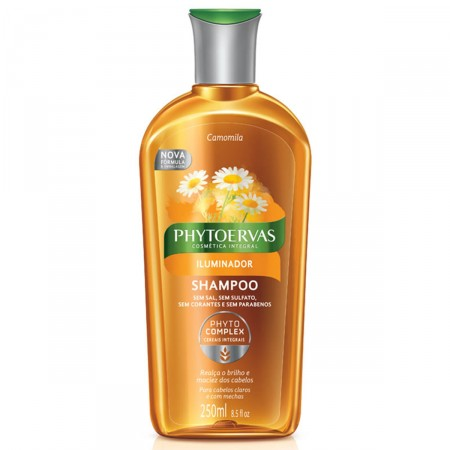 Shampoo Phytoervas Iluminador