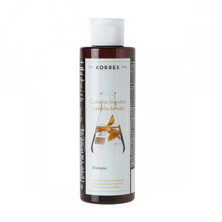 Shampoo Girassol e Chá da Montanha