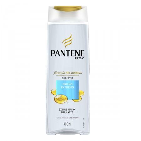 Shampoo Pantene Brilho Extremo
