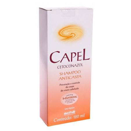 Shampoo Anticaspa Capel