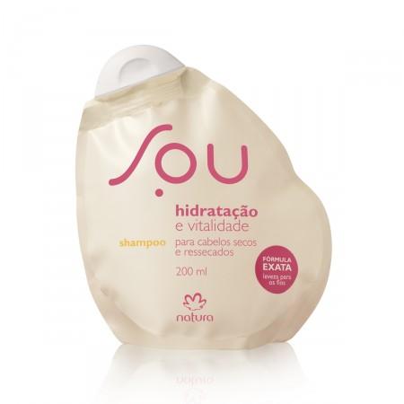 Shampoo Hidratação e Vitalidade