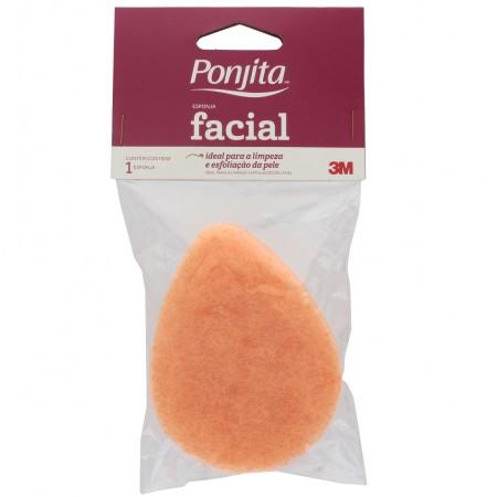 Esponja Facial para Banho