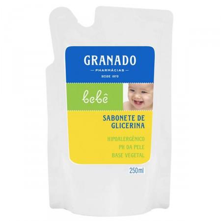 Sabonete Líquido de Glicerina Granado Bebê Tradicional Refil
