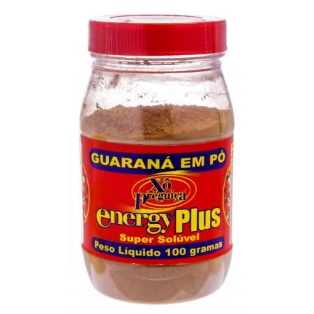 Guaraná em Pó