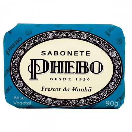 Sabonete Phebo Frescor da Manhã