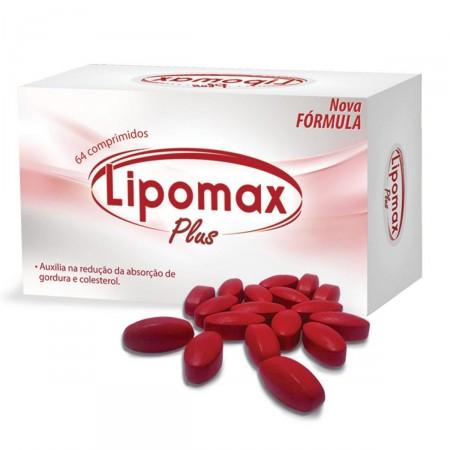 lipomax indicações