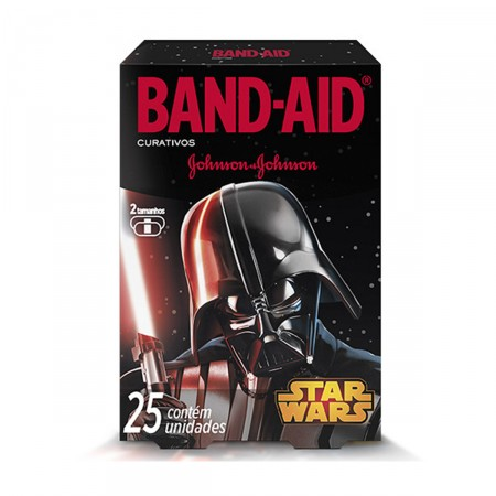 Curativos Band-Aid Star Wars