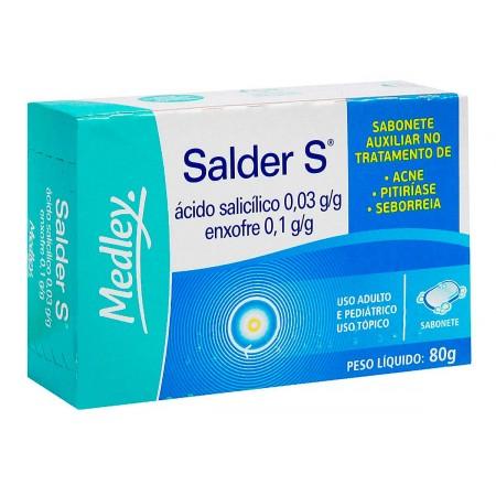 Sabonete Salder S