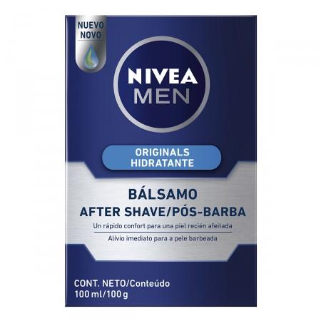 Bálsamo Pós-Barba Nivea Men Originals Hidratante
