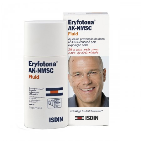 Fluído Fotoprotetor Isdin Eryfotona AK-NMSC FPS99