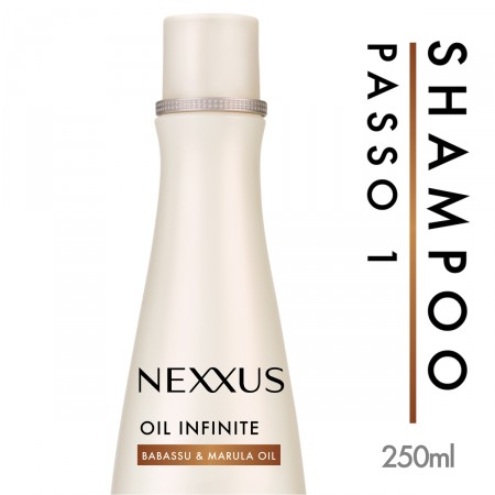 Shampoo Nexxus Oil Infinite