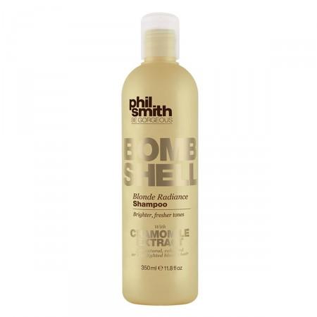 Shampoo Bomb Shell Blonde