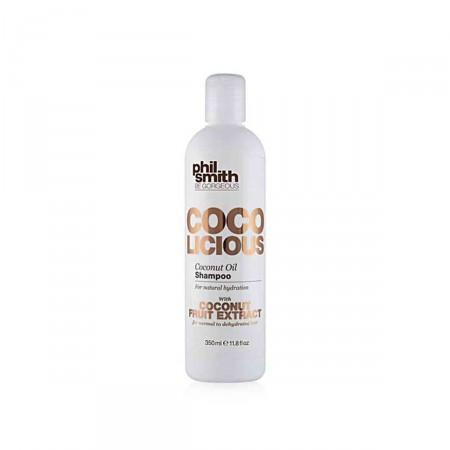 Shampoo Licious Coconut Oil Phil Smith