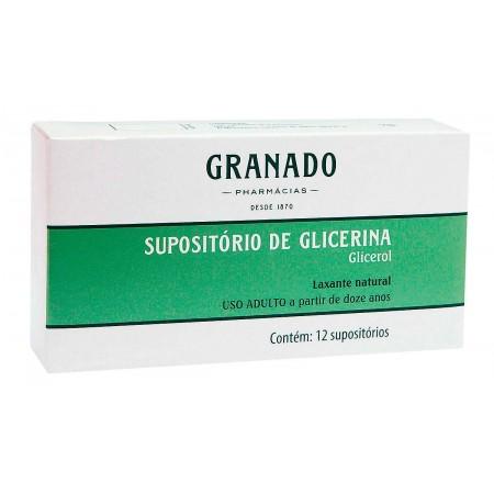 Supositório de Glicerina Uso Adulto