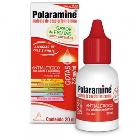 Polaramine 2,8 mg