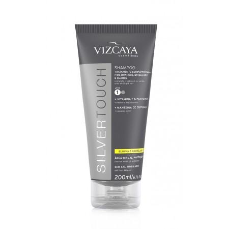 Shampoo Silver Touch para Cabelos Grisalhos