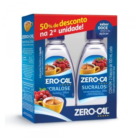 Kit Adoçante Liquido Sucralose