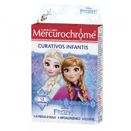 Curativo Infantil Frozen