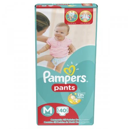 Fralda Pampers Pants Tamanho M