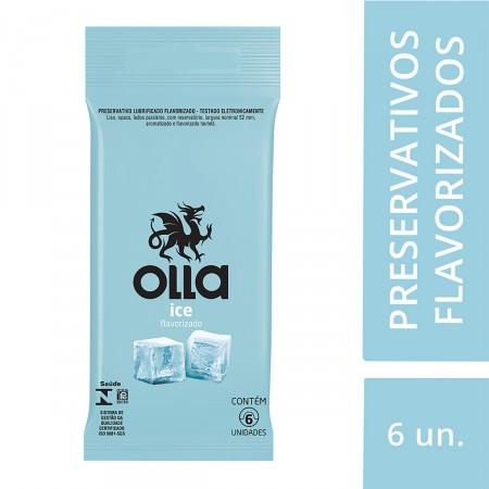 Preservativo Olla Ice