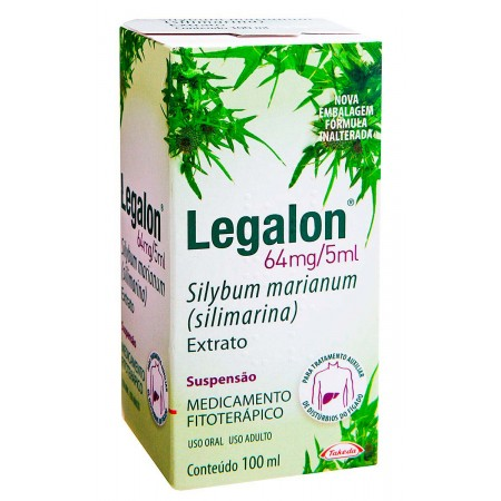 Legalon 64mg/5ml