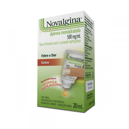Novalgina 500mg/ml