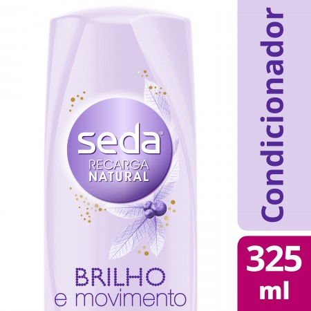 Condicionador Seda Brilho e Movimento