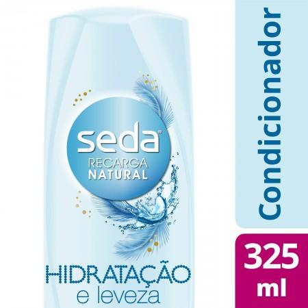 Condicionador Seda Hidratação e Leveza