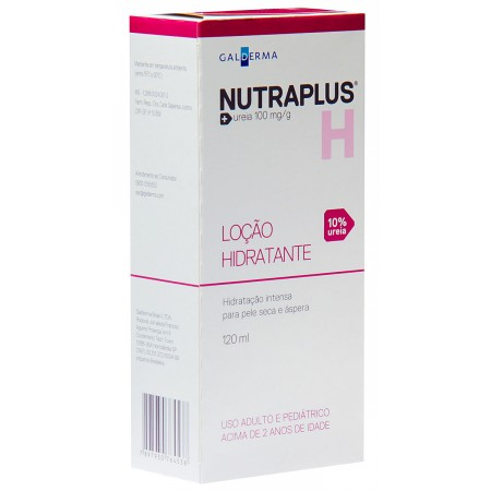 Loção Hidratante Nutraplus Pele Seca