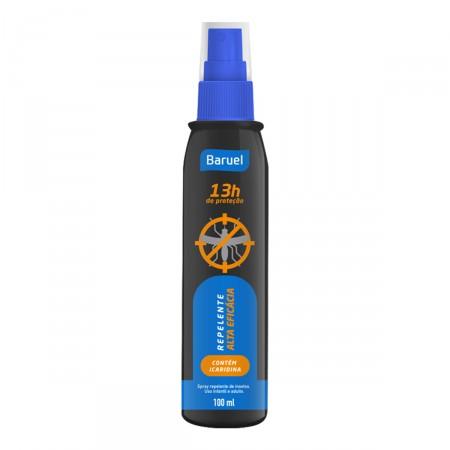 Repelente Spray Baruel Icaridina