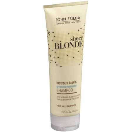 Shampoo John Frieda Sheer Blonde Lustrous Strengthening